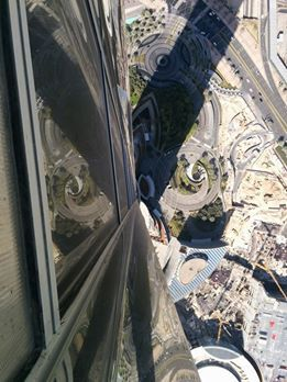 Den andra resan: 3 dagar i Dubai