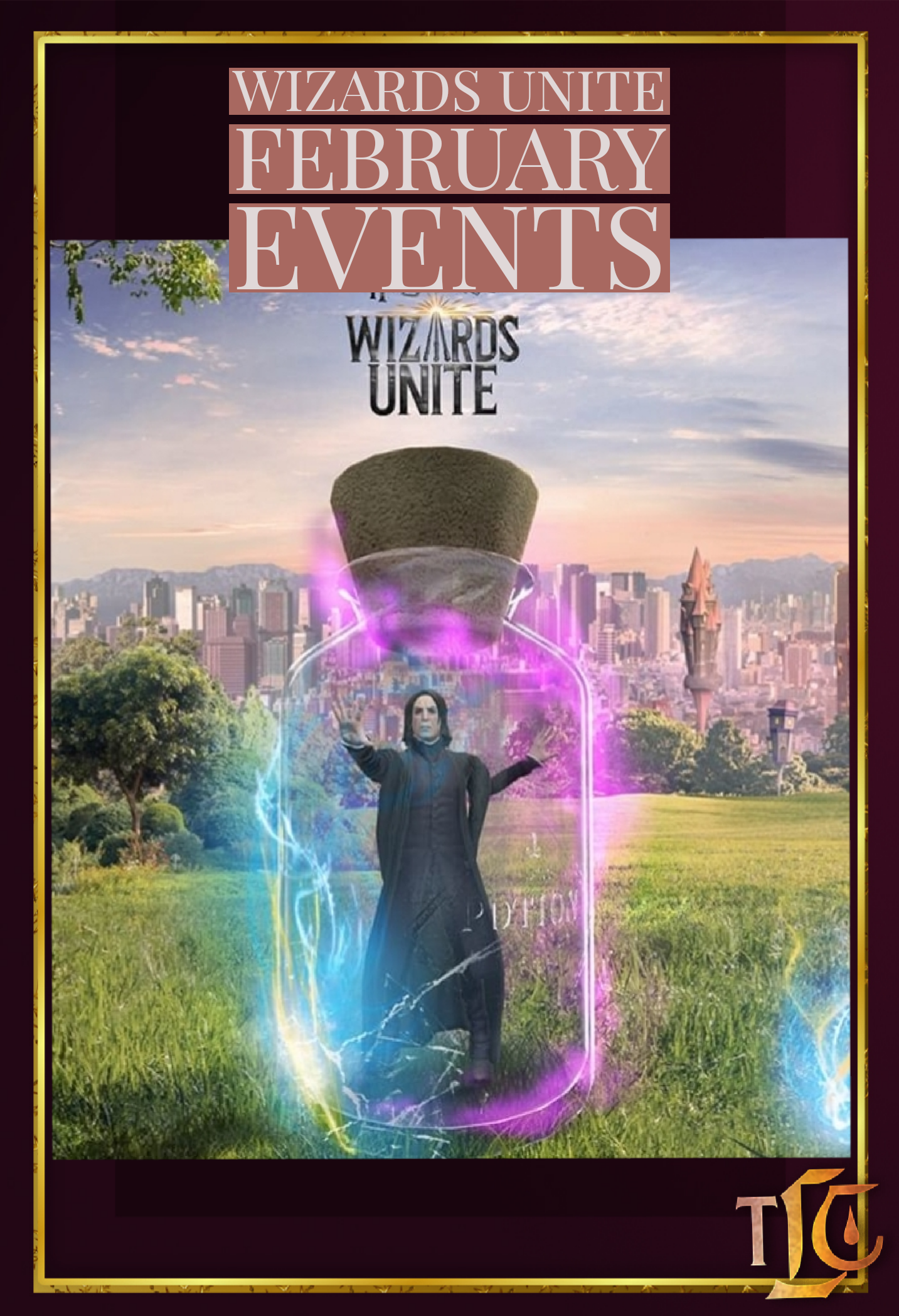Wizards Unite Is Lovestruck This February In 2020 Harry Potter Harry Potter Wizard February
