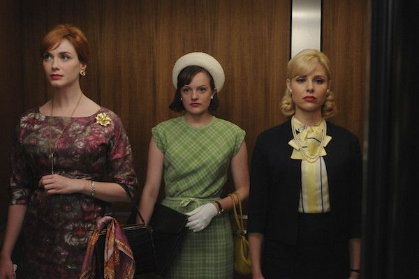 Watch: Why There Are So Many Elevator Scenes In 'Mad Men' - DesignTAXI.com