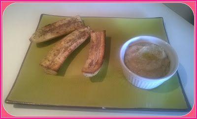 No gluten! Yes vegan!: Platani al forno  con salsa di melanzane