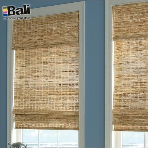Natural Woven Wood Shade Flats Colors And Style