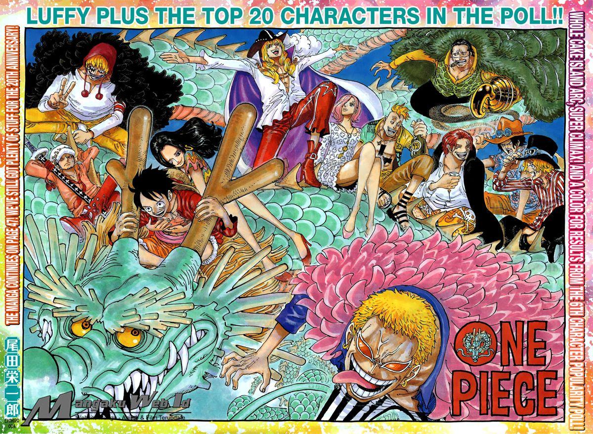 One Piece Chapter 874 Bahasa Indonesia Komik, Manga, Membaca