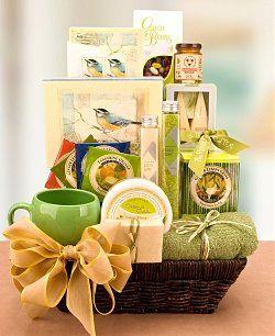 christmas gift basket ideas for women good site for ideas - Homemade Christmas Gift Basket Ideas