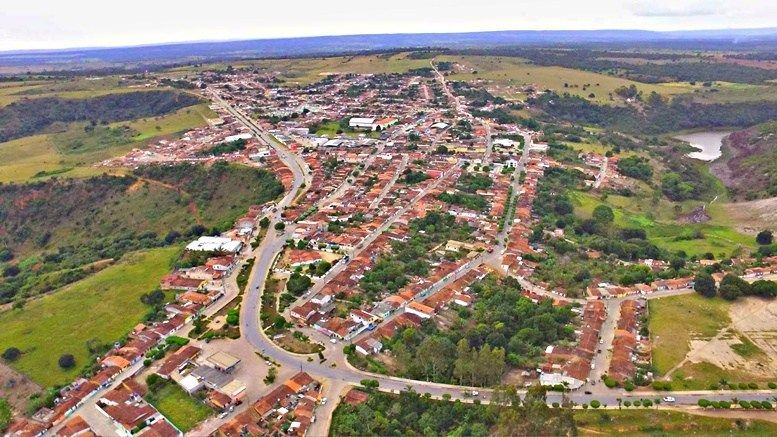 Tapiramutá é um município do Centro Norte Baiano. Sua população em ...