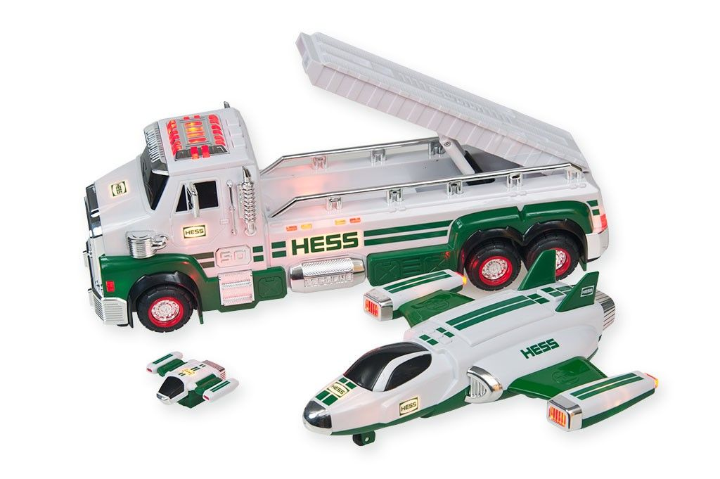 2014 Hess Toy Truck And Space Cruiser With Scout Hess Toy Trucks