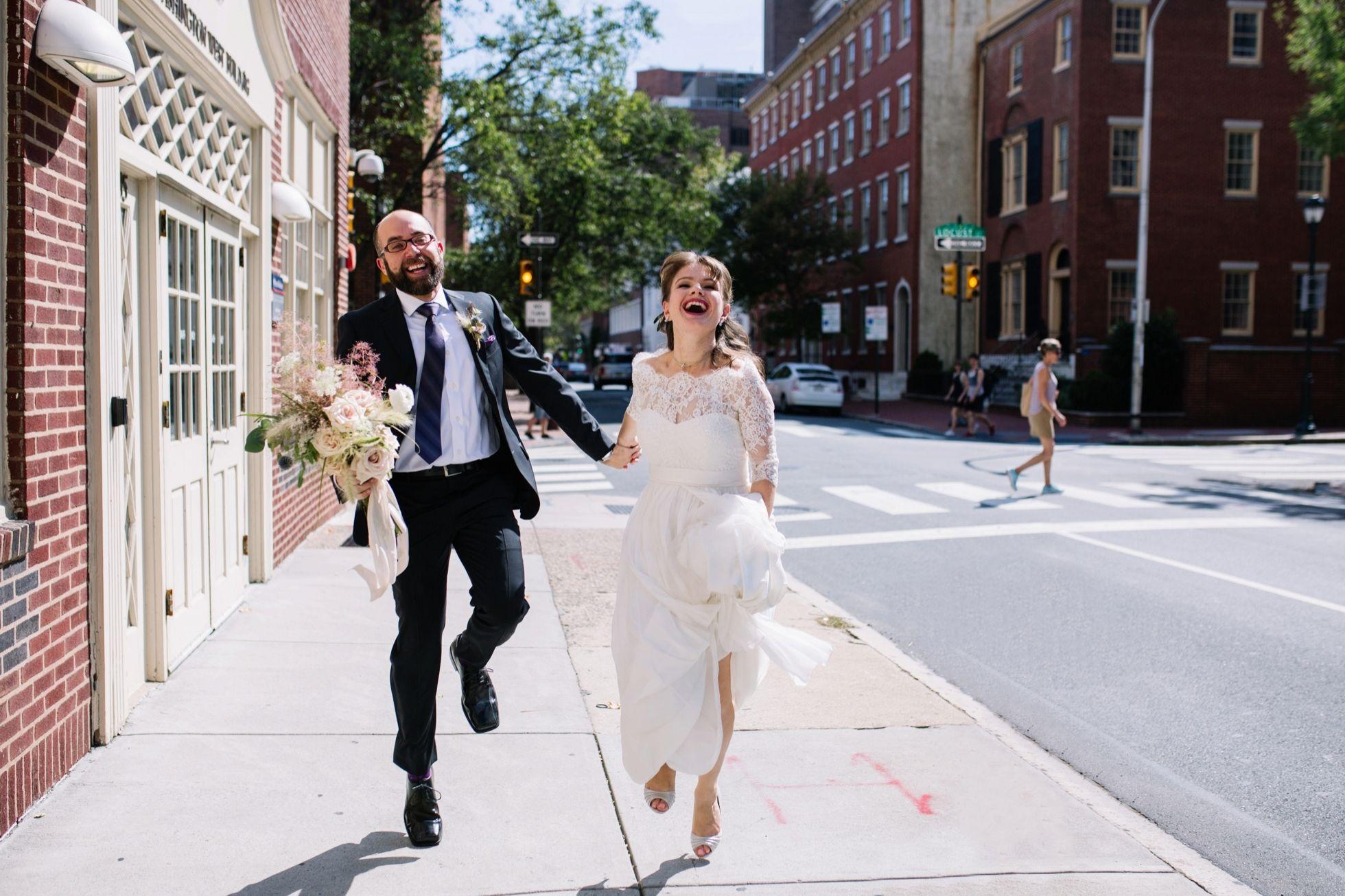 Unique Unposed Wedding Photos // a Jazzy Garden Party Wedding at the ...