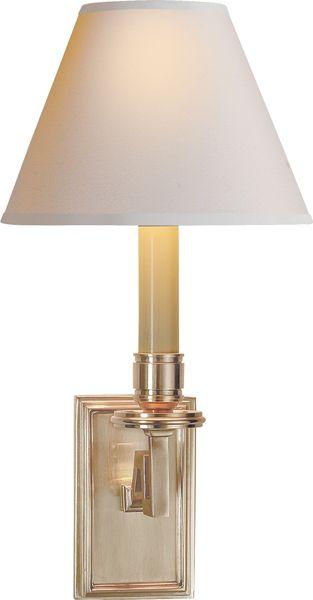 alexa hampton for circa lighting dean library sconce 252 00 retail