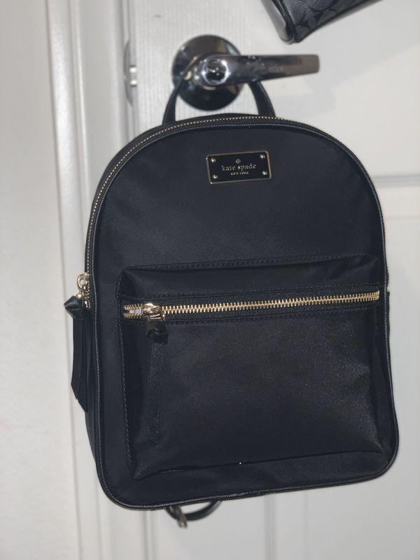 Kate spade NY black back pack for Sale in North Las Vegas, NV