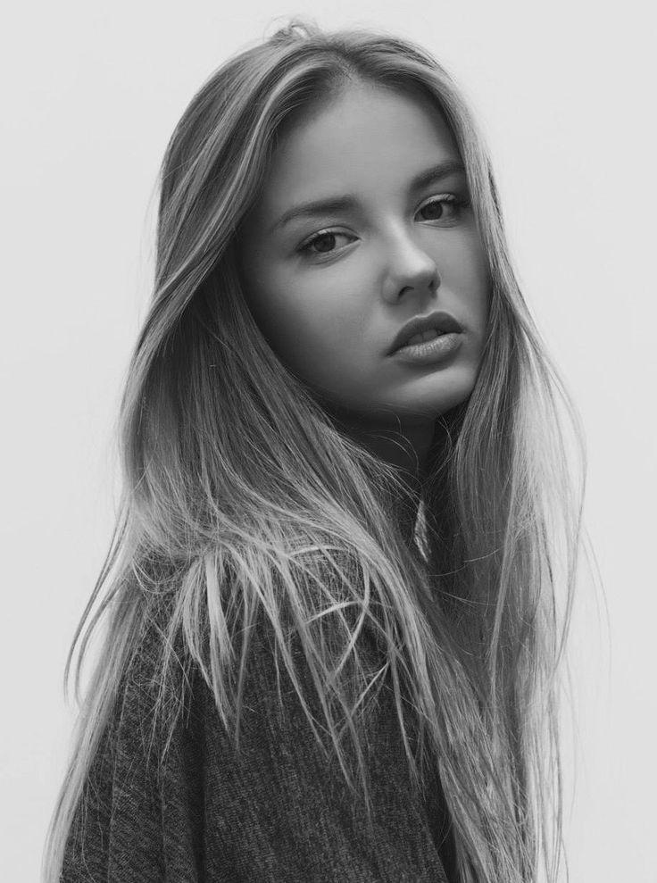 Angelika Nikolaev | Gorgeous People | Long hair styles ...