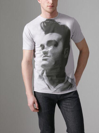 Morrissey Icon Tee