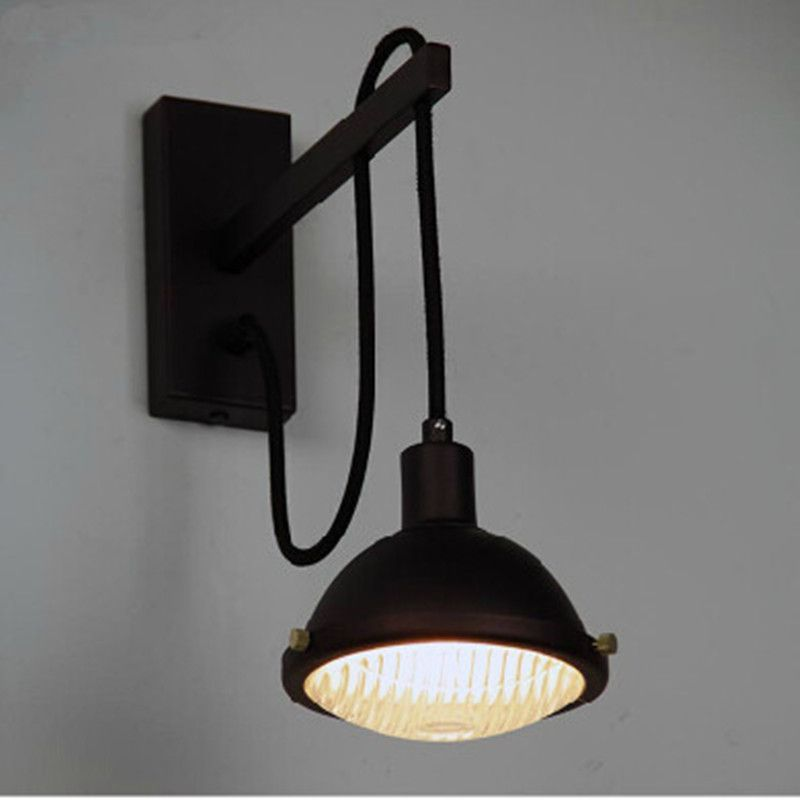 Find More Wall Lamps Information about Loft Vintage Wall Lamps ...