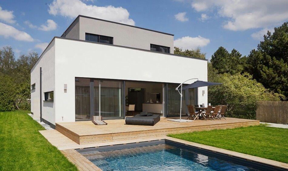 Moderne häuser mit viel glas  Viel Glas zm Garten | Moderne Häuser | Pinterest | Moderne häuser ...