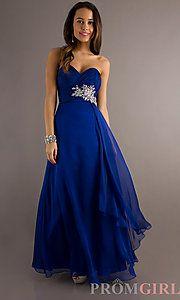 Long Prom Dresses, Long Formal Dresses, Long Dress Prom- PromGirl