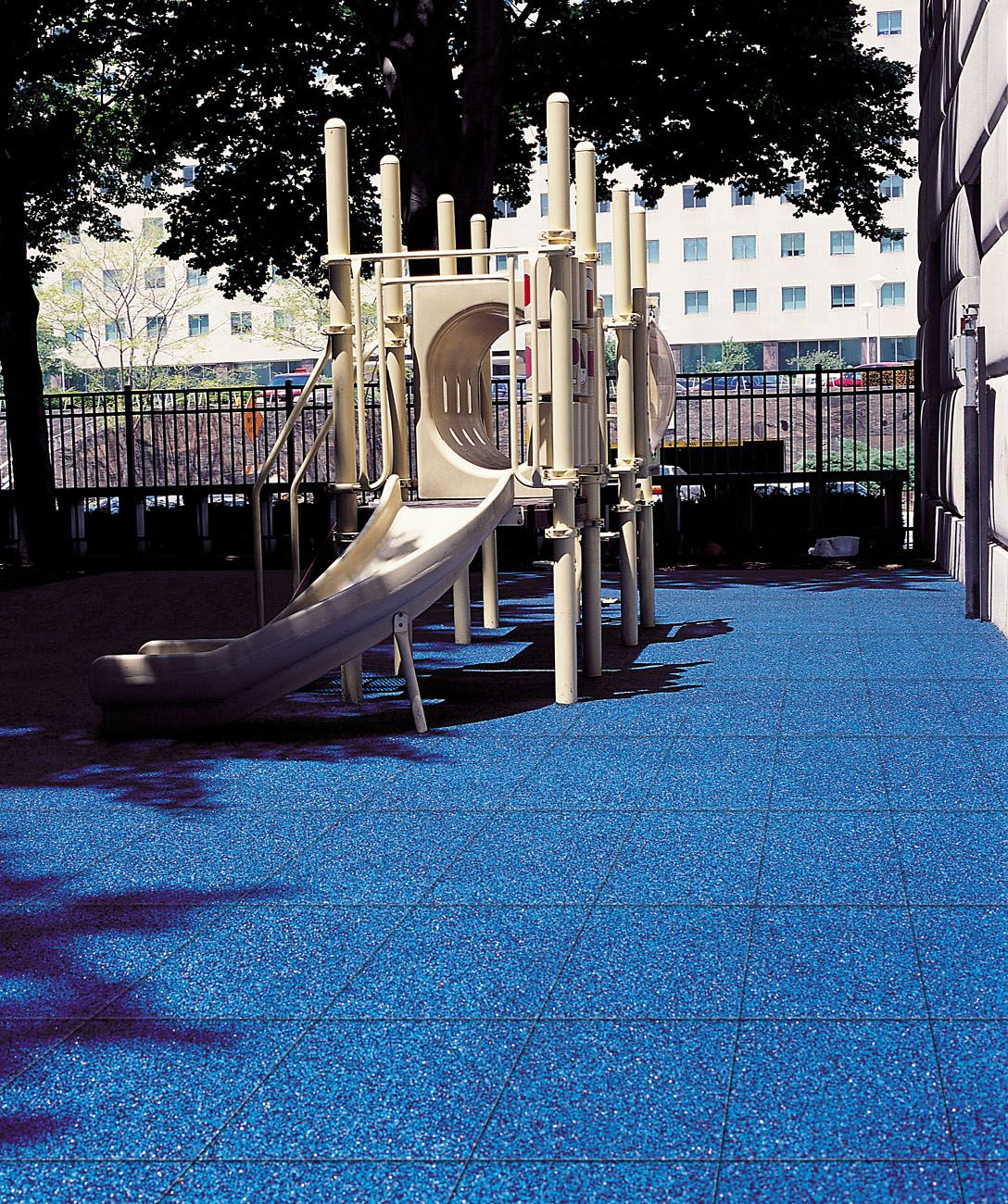 No Fault Safety Tile is a great, safe and affordable way to surface ...
