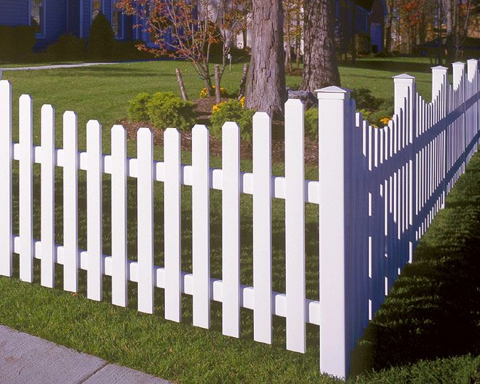 Can You Paint The Plastic Fences Out There? Answer: Vinyl Fences Consist Of  A