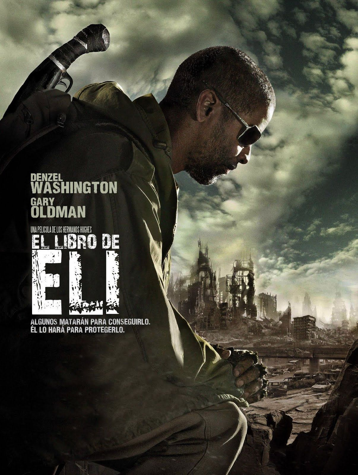 The Book of Eli - YouTube