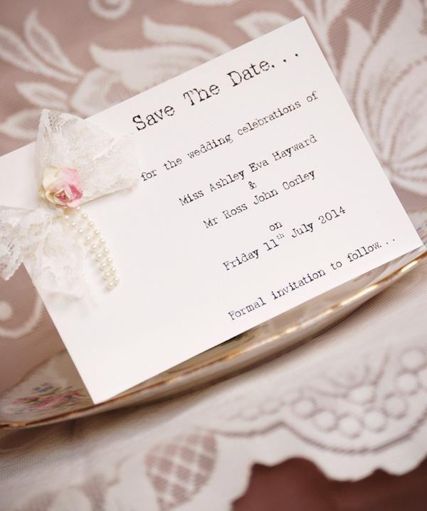 vintage wedding invitations (12)