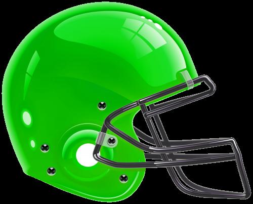 Verde Del Casco De Futbol Png Clip Art Football Helmets Helmet Football