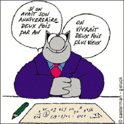 anniversaire citation humour