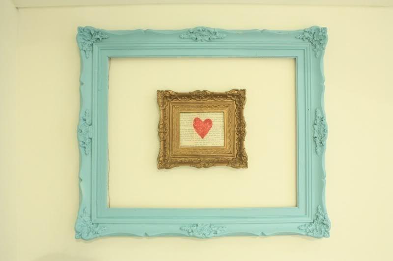 Frame inside frame