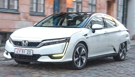 2019 Honda Clarity Fuel Cell Release Date, 2019 honda