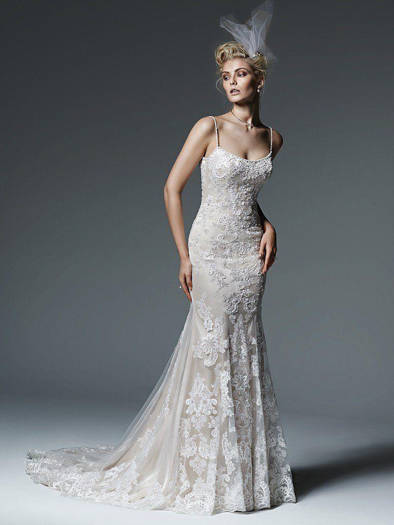 Maggie sottero wedding dresses celine wedding dress and maggie