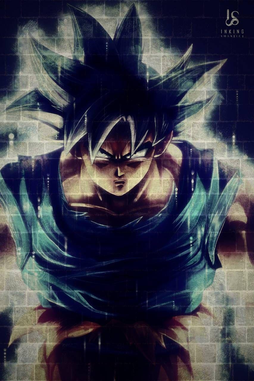 Goku Ultra Instinct Wallpaper Hd Iphone New Wallpapers
