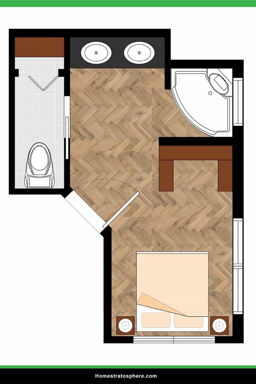 22 Primary Bedroom Layouts Floor Plans In 2020 Master Bedroom Layout Bedroom Layouts Master Bedroom Plans