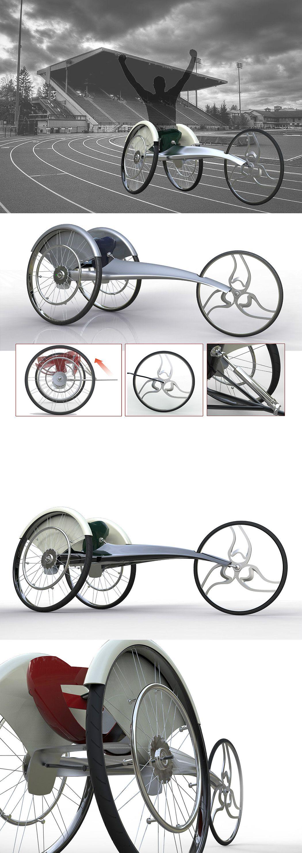 Oracing OITA Race Rolstoel Racing Wheelchair Bikes Trikes & ride ons Pinterest
