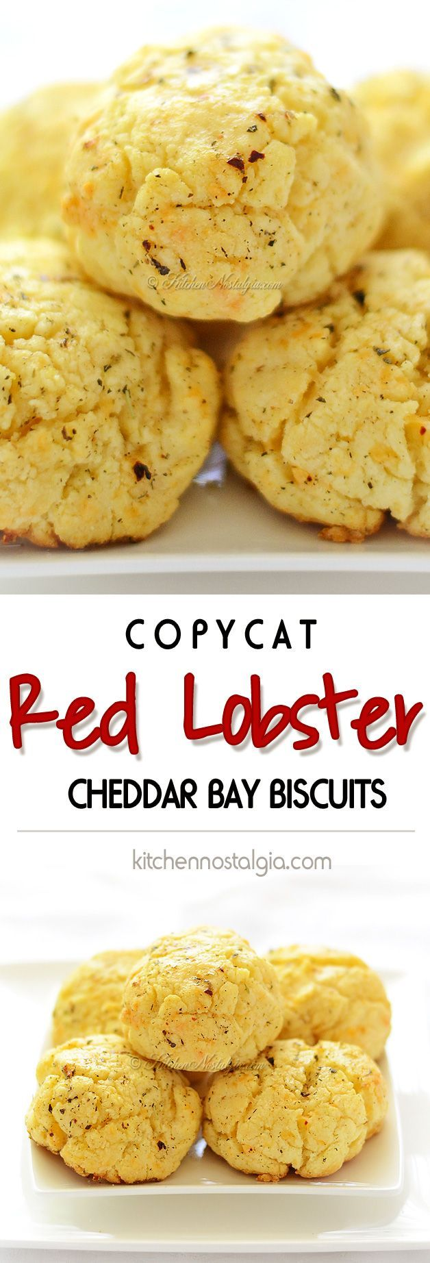 Copycat Red Lobster Biscuits Recipe Red lobster