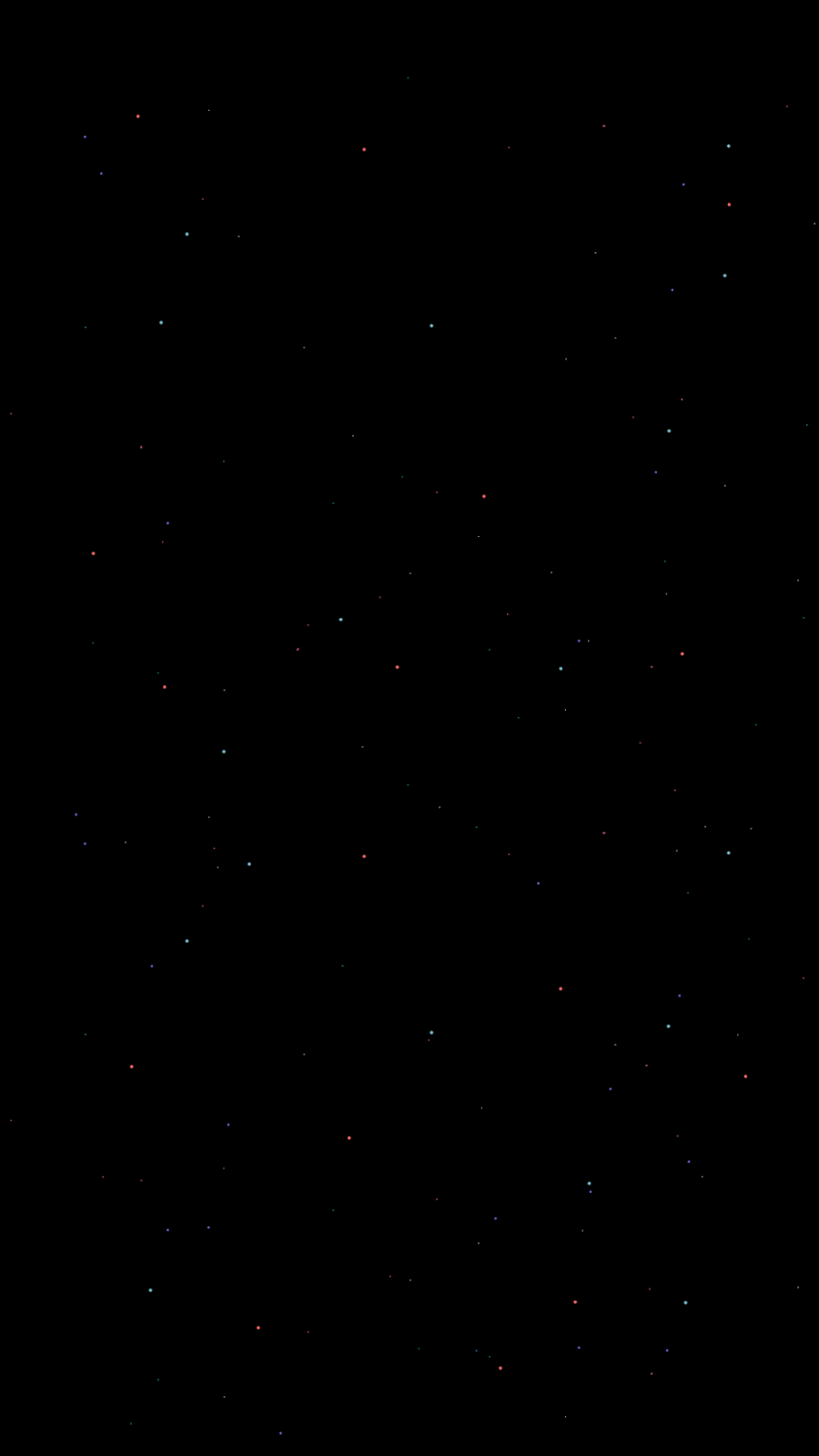 Space Stars Colors by AR72014 (iPhone X/XS/XSMAX/XR