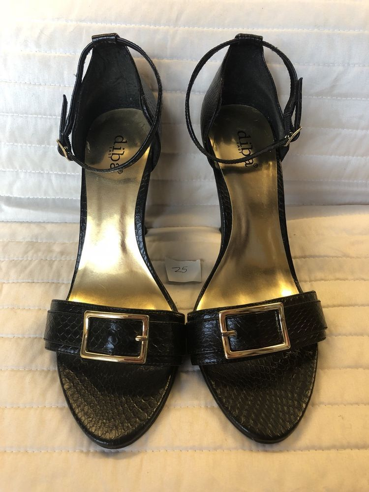 a2a862e07f0e High Heel Black Jessie By Diba East 9  fashion  clothing  shoes   accessories  womensshoes  heels (ebay link)