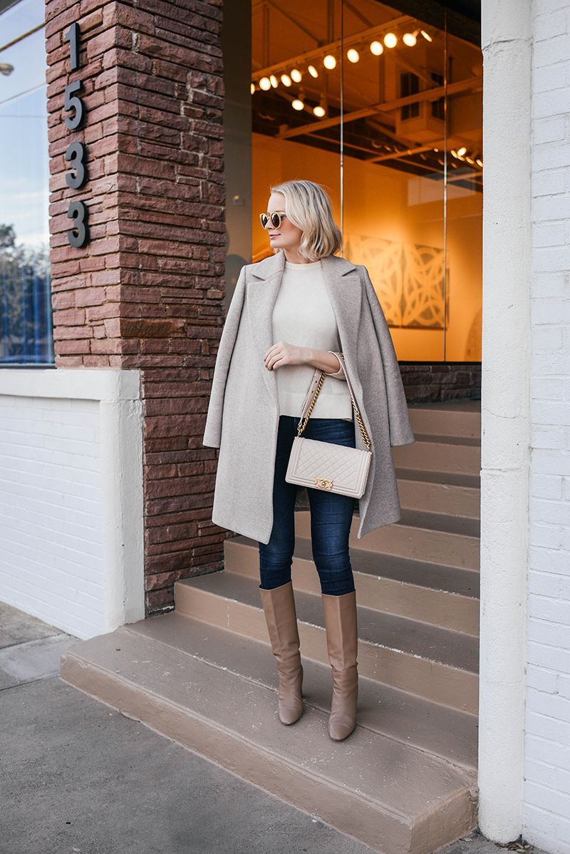 57b6feab8cddbb beige basics + a roundup of my favorite puffer coat styles | What To ...