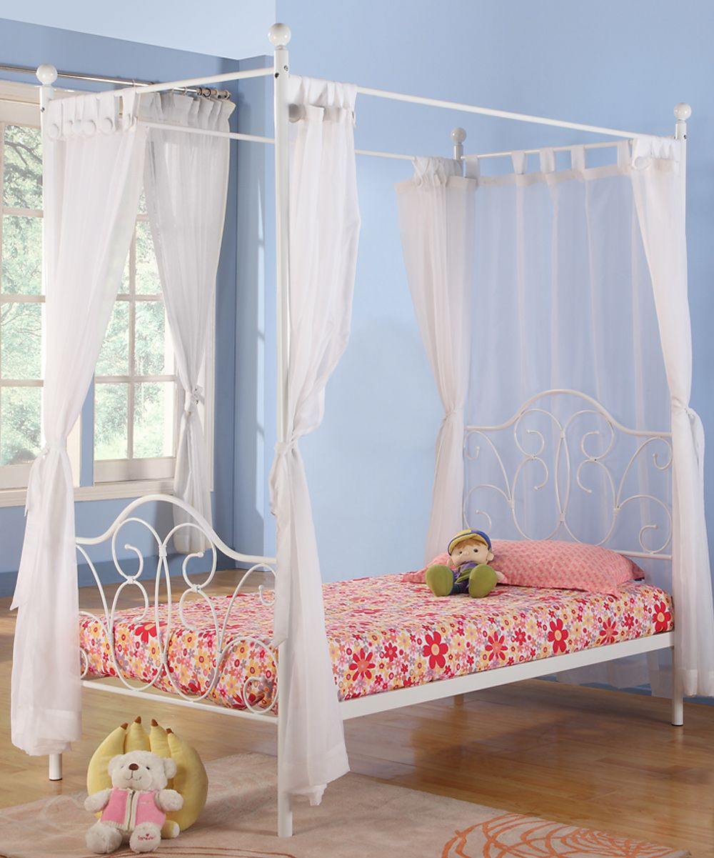 - Little Girl Canopy Bed - Wish!!! Canopy Bed Frame, Girls Bed