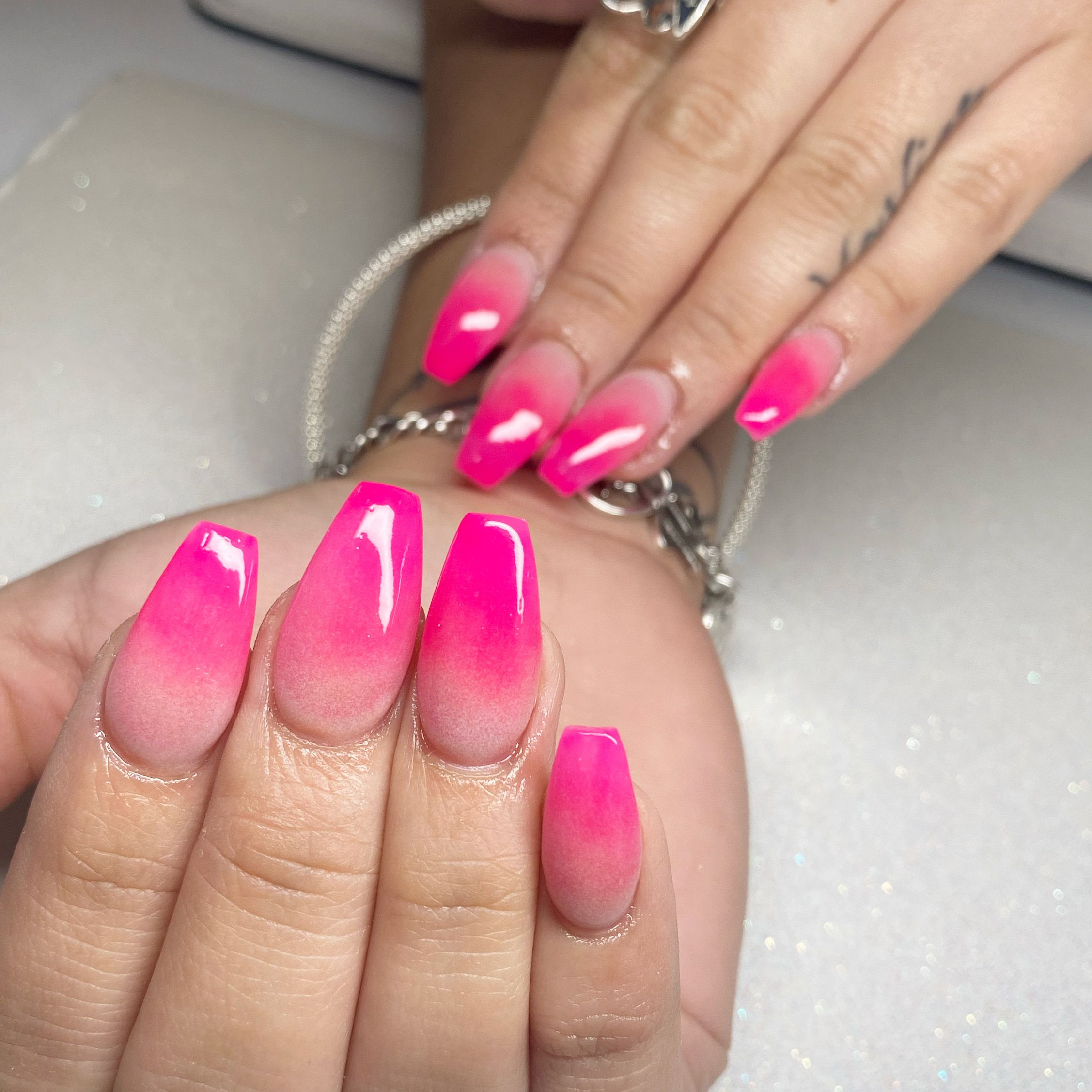 Ombre Nails In 2020 Ombre Nails Nail Polish Nail Services