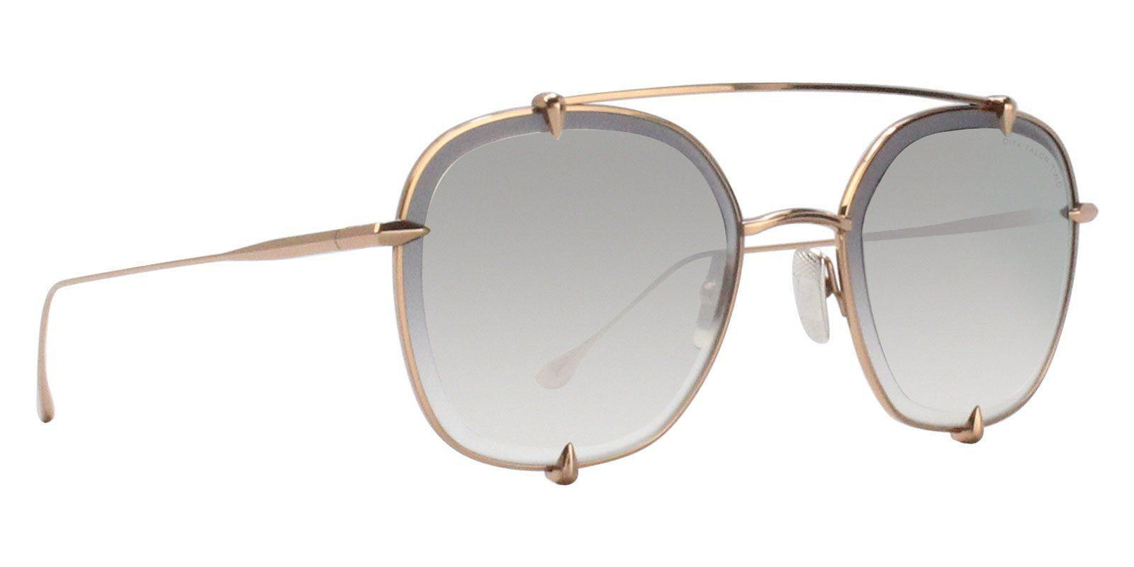 cb7df71c561 Dita - Talon-Two Rose Gold - Gold sunglasses