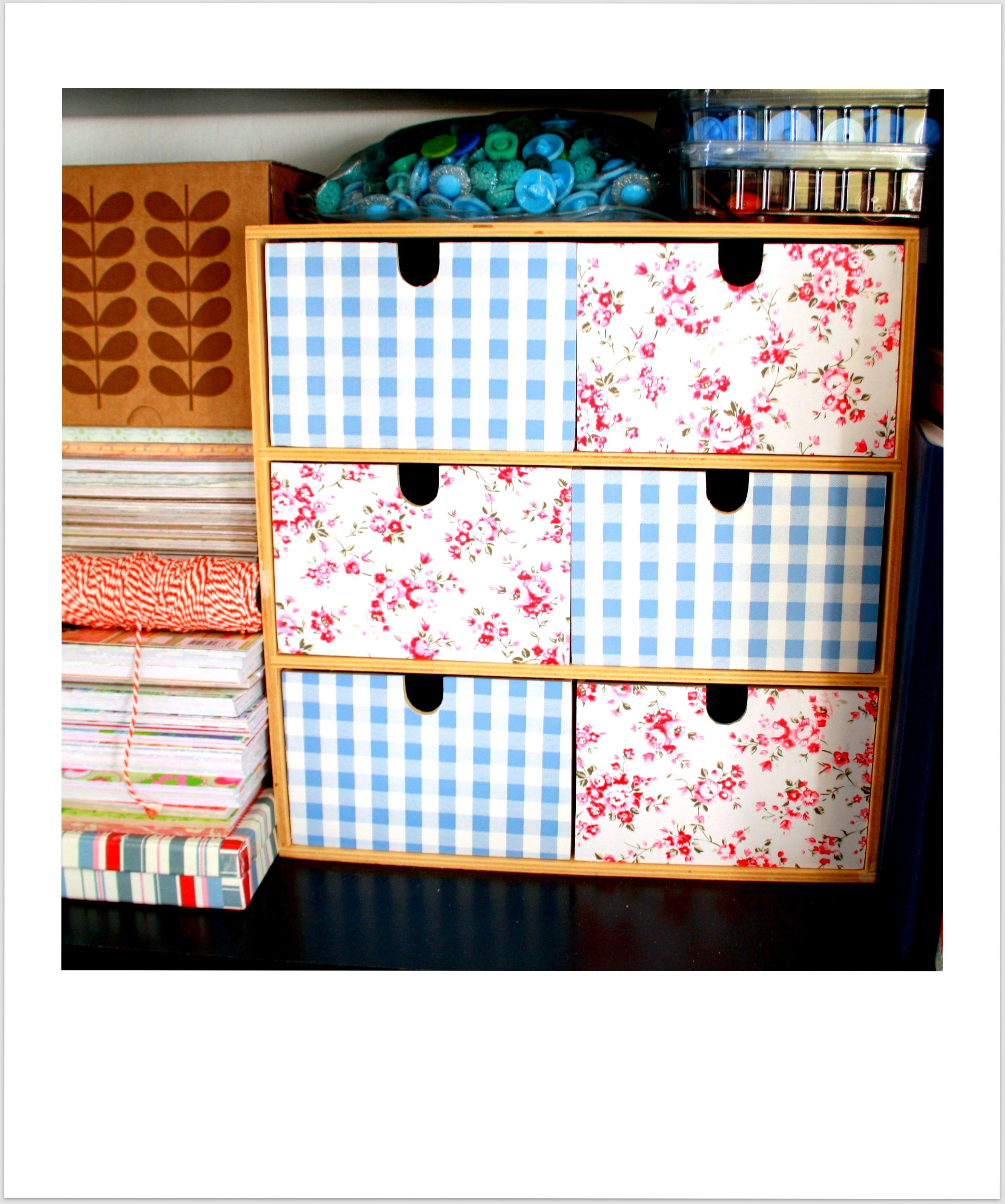 mini drawer / diy