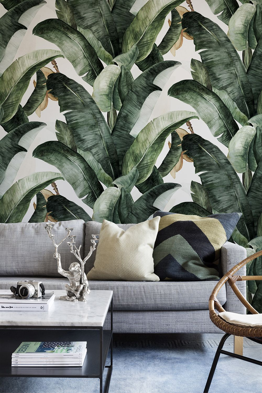 Best Lemon Botany Banana Blog Tropical Home Decor Wall Decor 400 x 300