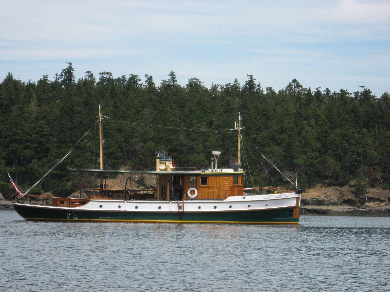 Living Aboard Argonaut II: A Classic Wooden Yacht | vessel