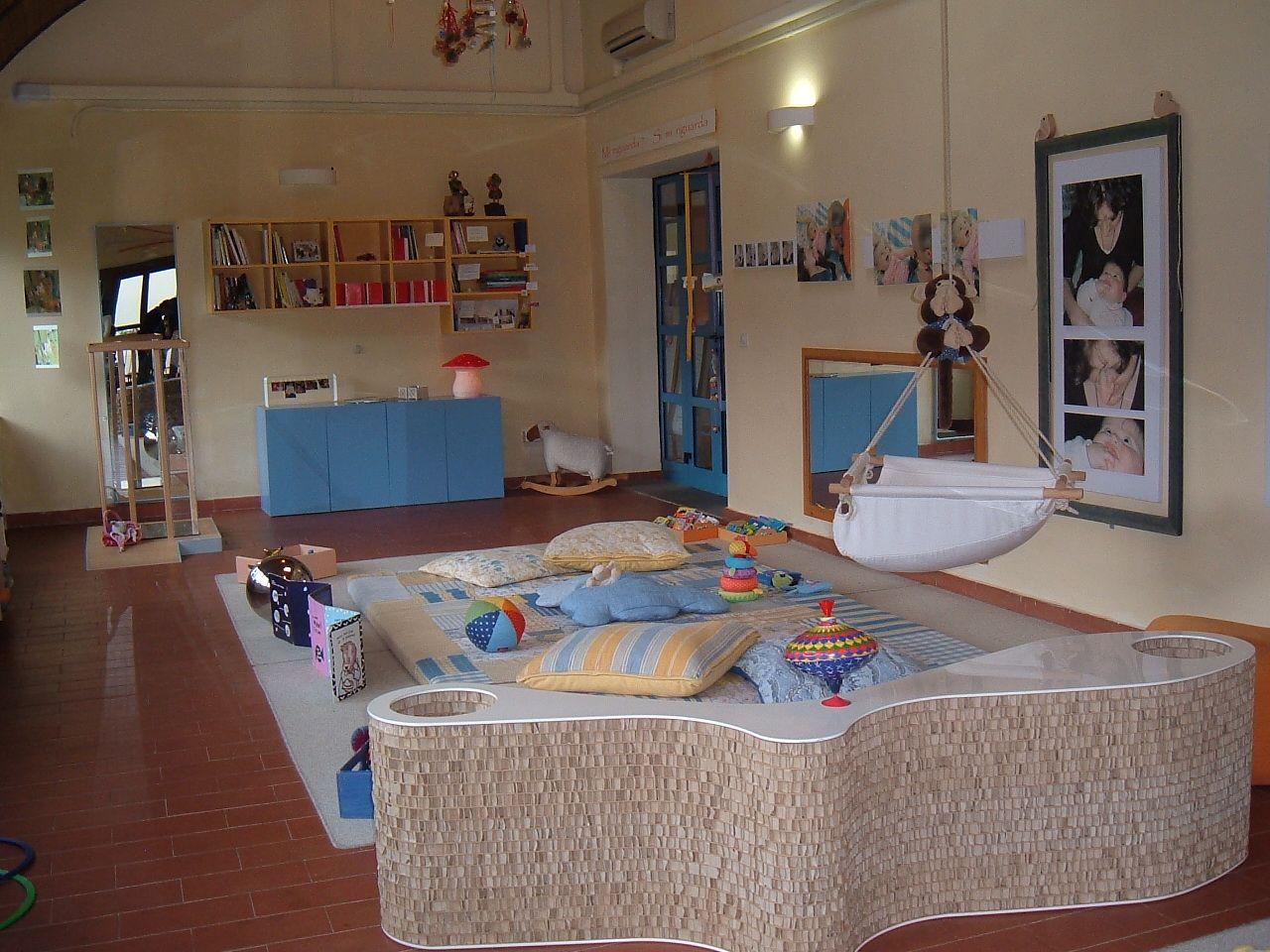 Simple Playroom Layout