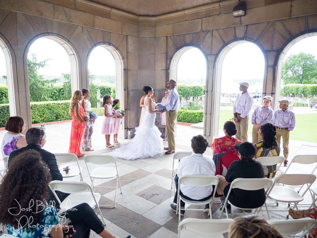 Oakes Garden Theatre Wedding Ceremony In Niagara Falls Canada Niagara Parks Wedding By Josh Belli Niagara Wedding Theatre Wedding Niagara Wedding Photographer
