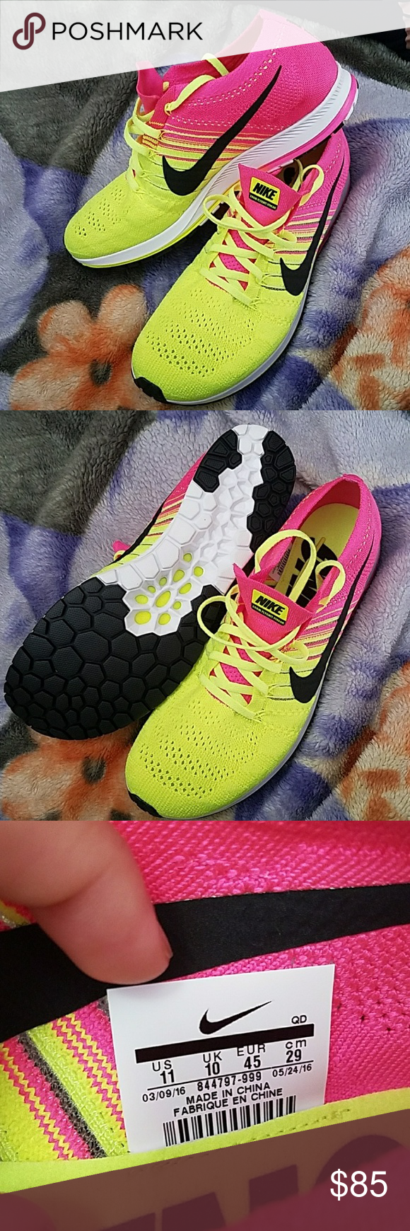 3c829611311d65 nike zoom flyknit streak oc brand new never worn nike zoom flyknit streak oc   no box unisex men s 11 and women s 12.5 Nike Shoes Athletic Shoes