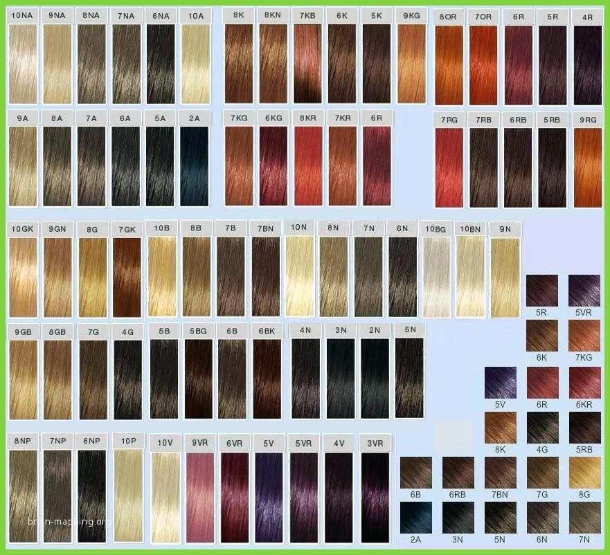 Ion brilliance hair color chart cute permanent matrix also best images colors rh pinterest