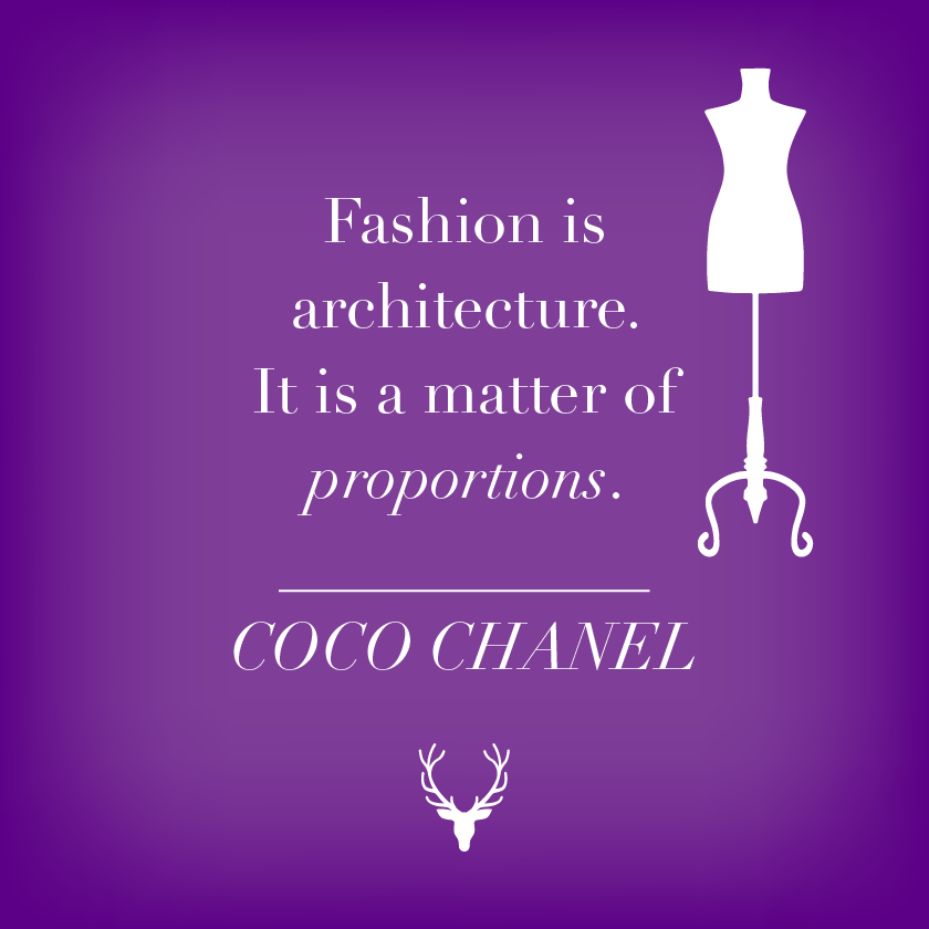 Fashion Quote Fashion Designer Quotes Creativity Quotes Chanel Quotes
