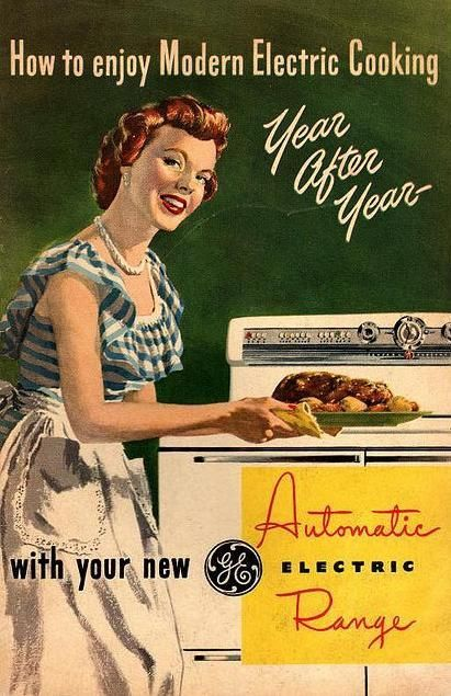 1950s Home Cooking: | Vintage ads, Vintage cooking ...