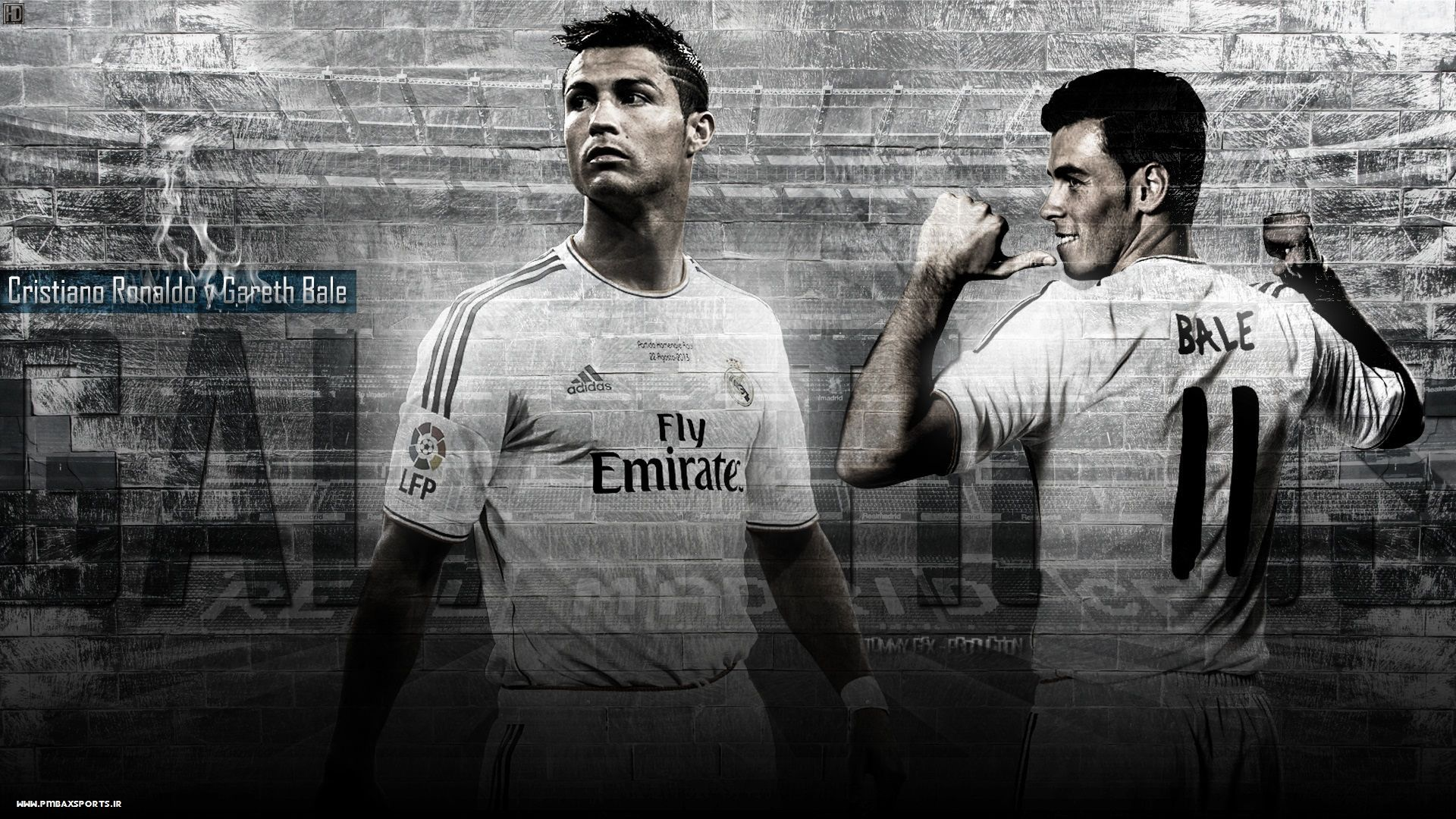 Cr7 And Bale Hd Wallpapers 2016 Wallpaper Cave