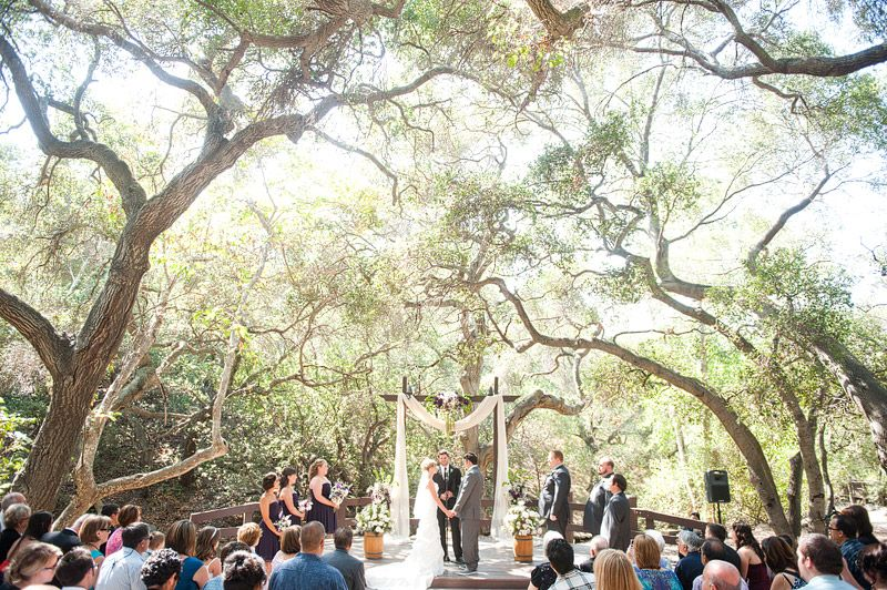 Anaheim Oak Canyon Nature Center Wedding By Candice Benjamin