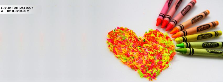 Crayon Heart #crayonheart Crayon Heart #crayonheart