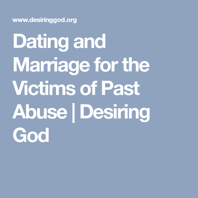 Desiring god dating