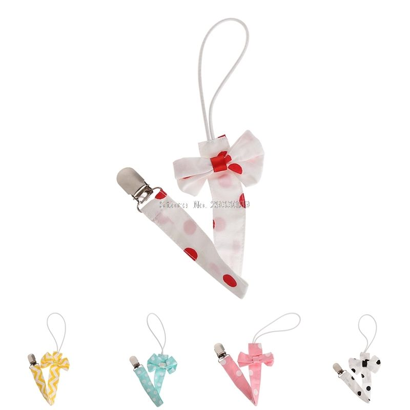 >> Click to Buy << Baby Newborn Unisex Boys Girls Dummy Pacifier Soother Nipple Strap Clip Holder -B116 #Affiliate